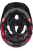 Bell Stoker Helmet Matte Black/Red Aggression